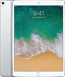 iPad Pro 10 WiFi 512GB argento