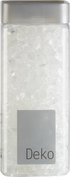 Deko Glassteine, 4-10 mm