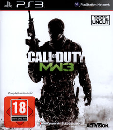PS3 - Call of Duty - Modern Warfare 3