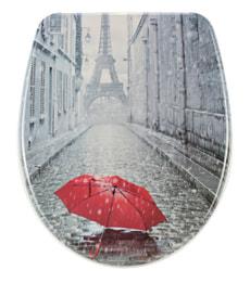 WC-Sitz Nice Paris Slow Motion