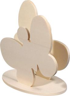 Serviettenhalter Schmetterling FSC®