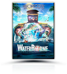 PC - Tropico 5 Waterborne DLC