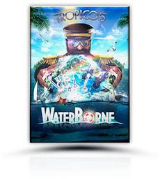 PC - Tropico 5 Waterborne DLC