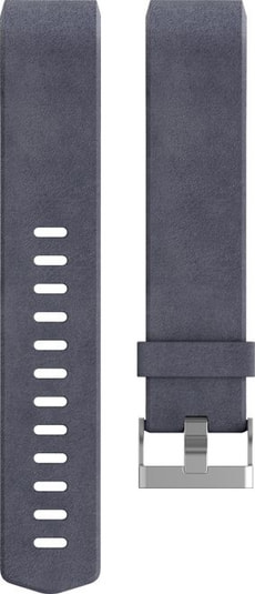 Charge 2 Bracelet en cuir Indigo Small