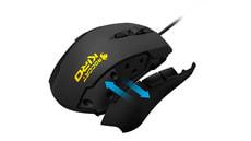 Kiro Modular Ambidextrous Gaming Mouse
