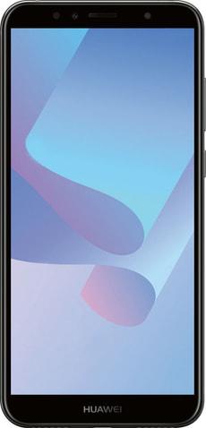 Y6 2018 Dual SIM 16GB noir
