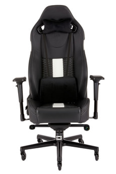 T2 ROAD WARRIOR Fauteuil gaming blanc