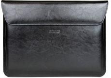 Marbled Leder-Tasche black for Surface Book