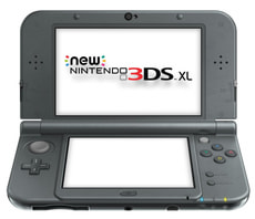 NEW 3DS XL Metal Black