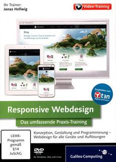 PC / MAC Responsive Webdesign