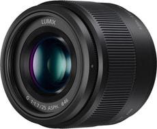 Panasonic Lumix G 25mm f/1.7 schwarz