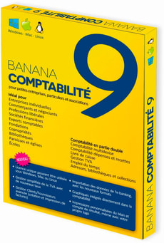 Banana PC/Mac - Banana Accounting 9