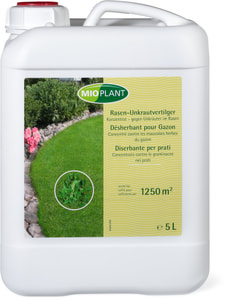 Rasen-Unkrautvertilger Konzentrat – gegen Unkräuter im Rasen, 5 L