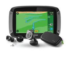 TomTom RIDER 400 Navigationsgerät Premi
