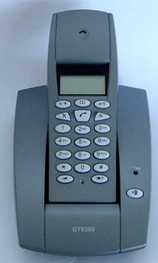 L-DECT TEL GT6300