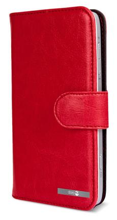 Wallet Case für Liberto 825 rot