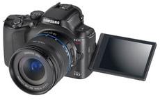 Samsung NX-20 Systemkamera