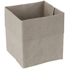 Corbeille de rangement en papier