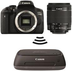Canon EOS 750D Kit, CS100 Station