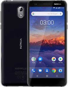 3.1 (2018) Dual SIM 32GB Black Chrome