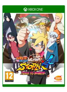 Xbox One - Naruto Ultimate Ninja Storm 4: Road to Boruto (GOTY)