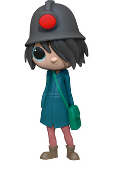 Wichtel Hörspiel-Figur Nino