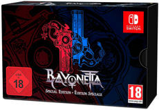 Switch - Bayonetta 2 - Special Edition