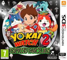 3DS - Yo-Kai Watch 2: Esprits farceurs