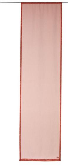 FV UNI VOILE HK, 60x230CM_pompeian red