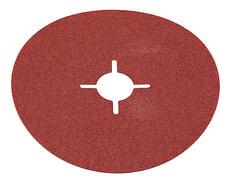 Disques à poncer, pour métal, ø 115 mm, K40
