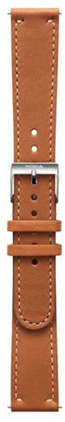 Wristband 18mm - braun