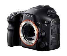 Sony Alpha SLT-A99 Body Spiegelreflexkam