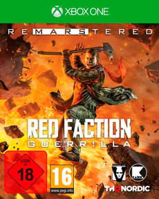 Xbox One - Red Faction Guerrilla Re-Mars-tered (F/I)