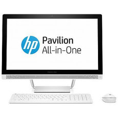 HP Pavilion 27-a140nz All in One weiss