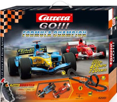 CARRERA GO XL FORMULA CHAMPION
