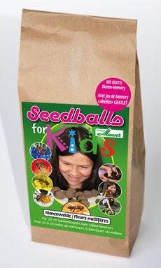 Seedballs for Kids