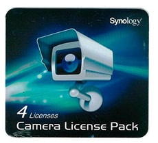 NVR Camera Pack 4 license
