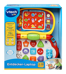 Vtech Entdecker Laptop  (D)