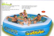 Intex Swim Center Pool