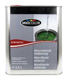 mc diluant de nitro  2.5l