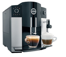 Impressa C5 Platin Black Kaffeevollautomat