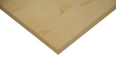Massivholz 1-Schicht Fichte
