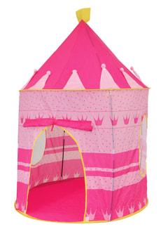 Mongolisches Jurten Zelt pink