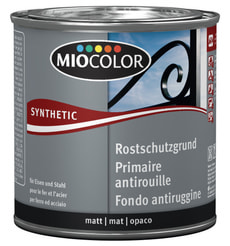 Synthetic Primaire antirouille Gris 375 ml