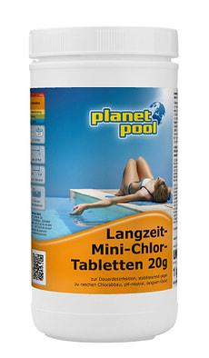 Langzeit-Chlor-Tabletten 20g