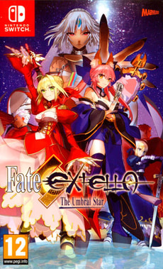 Switch - Fate EXTELLA - The Umbral Star