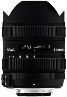 8-16mm/4,5-5,6 DC HSM NI