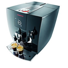 L-MACHINES A CAFE IMPRESSA J7 METALLIC