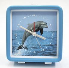 Kids W273 Wecker Delphin