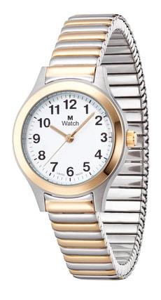 FLEX zweifarbig Armbanduhr